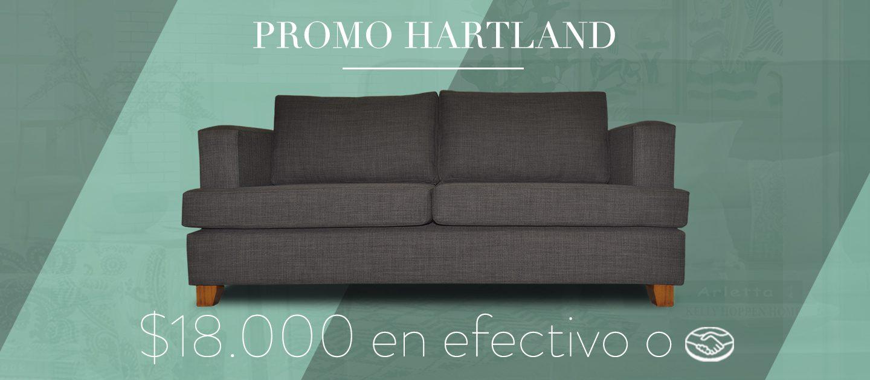 Promo Sillon Hartland - Sillones Europa