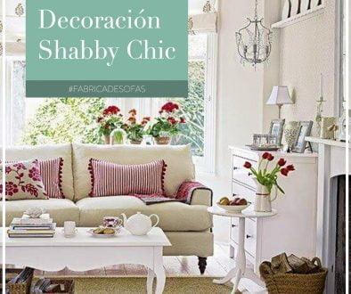 Shabby Chic decoración