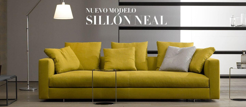 Sillon Neal | Sillones Europa